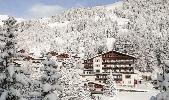 Hotel Alpensonne Arosa