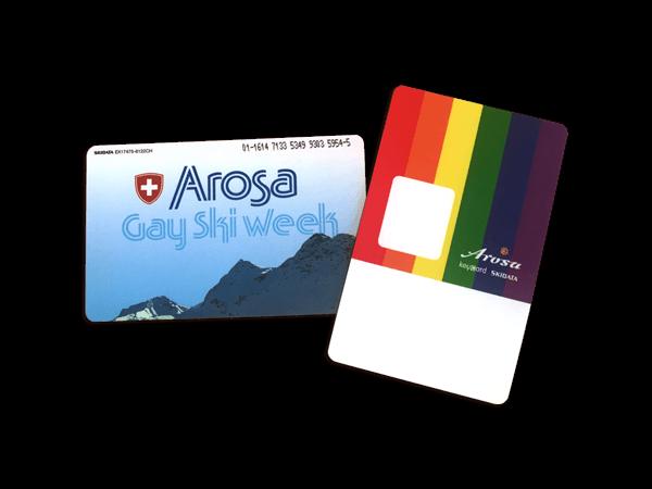 rainbow keycard gay ski week
