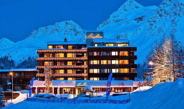 Hotel Arosa Kulm & Alpine Spa