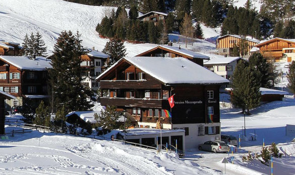 Mazzaprada Arosa Switzerland