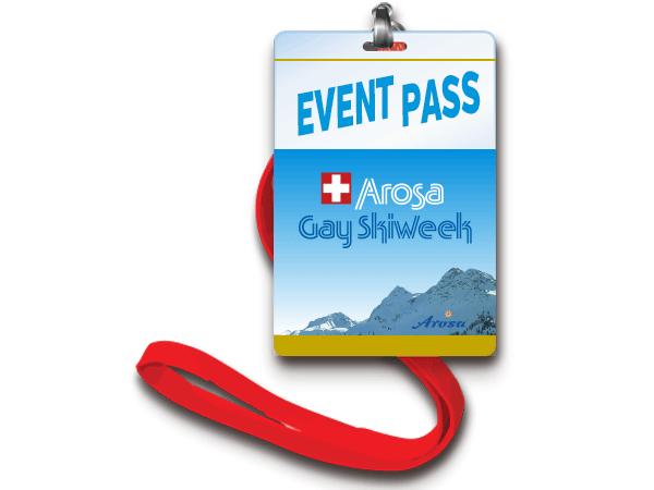 Event pass Arosa Gay Ski Week