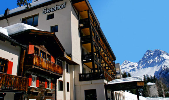 Seehof Hotel Arosa Switzerland