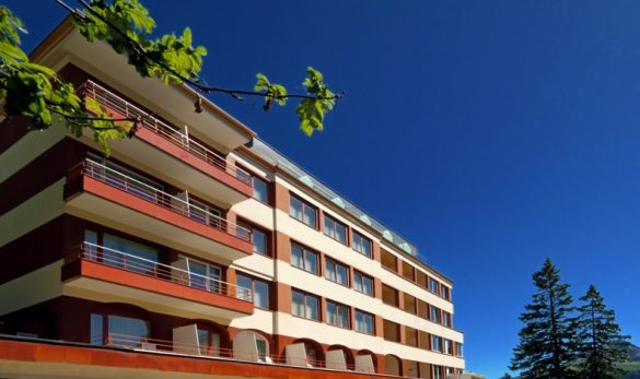 The Excelsior Hotel Arosa Switzerland