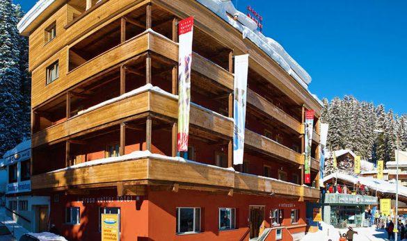 Vetter Hotel Arosa Switzerland