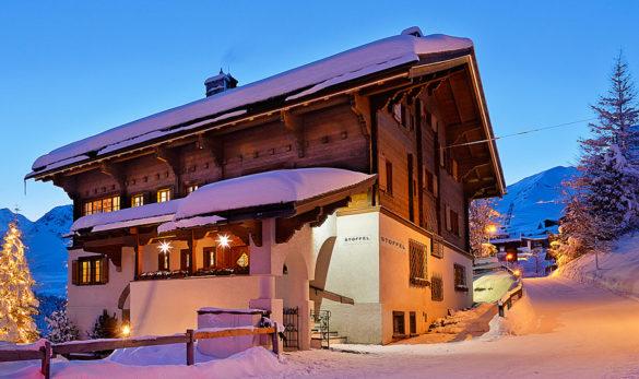 Hotel Stoffel Arosa Switzerland